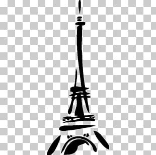 Eiffel Tower Tattoo Decal November 2015 Paris Attacks PNG