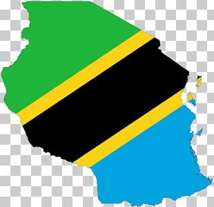 Flag Of Tanzania Map National Flag PNG