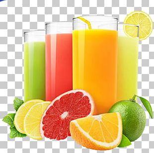 Orange Juice Smoothie PNG