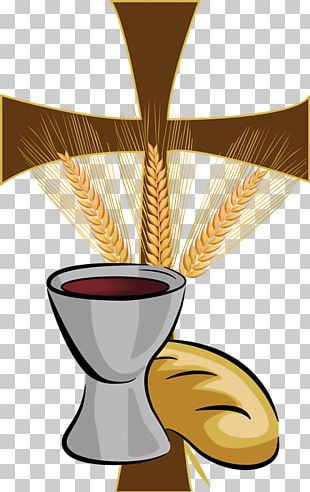 Eucharist First Communion Chalice PNG