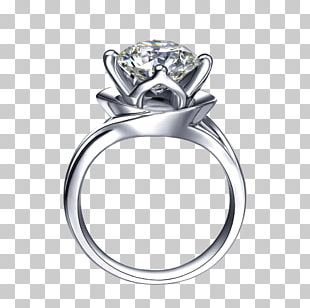 Wedding Ring Engagement Ring Ring Size Jewellery PNG