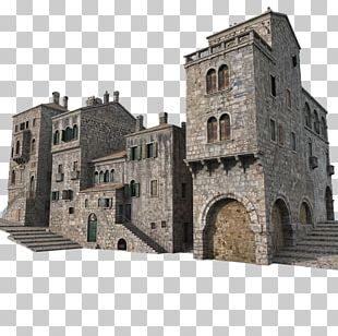 Middle Ages Medieval Architecture History Facade Historic Site PNG