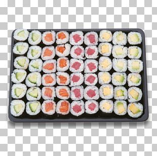 Sushi California Roll Sashimi Japanese Cuisine Take-out PNG