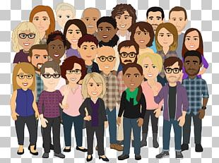 Social Group Public Relations Community Family Cartoon PNG