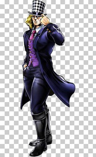 JoJo's Bizarre Adventure: All Star Battle JoJo's Bizarre Adventure: Eyes Of Heaven Yoshikage Kira Jotaro Kujo PNG
