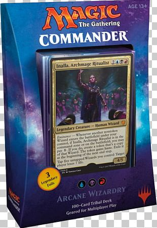 Magic: The Gathering Commander Playing Card Commander 2017 Magic: The Gathering Formats PNG