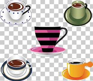 Coffee Cup Tea Cafe PNG