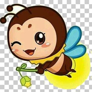Flappy Firefly Bedtime Stories Light Firefly Cartoon PNG
