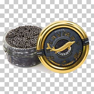 Caviar Russian Cuisine Ossetra Russian Sturgeon Quick Pickled Cucumbers PNG