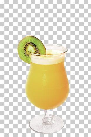 Cocktail Garnish Orange Juice Harvey Wallbanger PNG