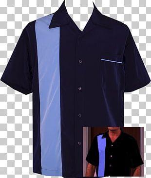 Dress Shirt Hoodie T-shirt Bowling Shirt PNG