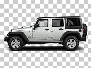 2018 Jeep Wrangler JK Unlimited Sport Dodge Chrysler Ram Pickup PNG