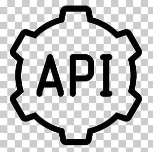 Application Programming Interface Computer Icons Representational State Transfer Web API Computer Software PNG