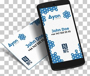 Feature Phone Smartphone Business Card Design Paper Business Cards PNG