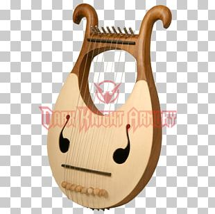 String Instruments Lyre Eight-string Guitar Harp PNG