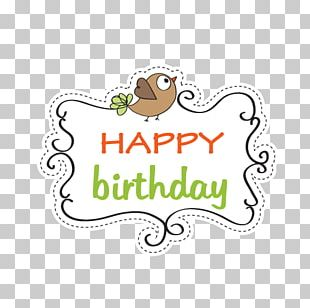 Birthday Greeting Card Wish PNG