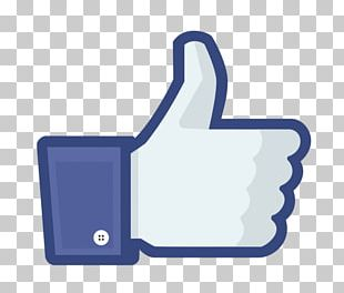 Facebook Like Button Emoticon Emoji PNG