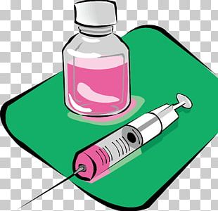 Sewing Needle Drawing Syringe PNG