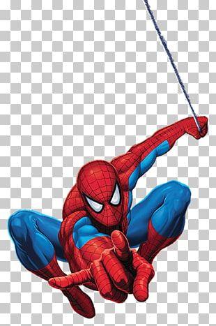 Spider-Man Captain America Comics Superhero Male PNG
