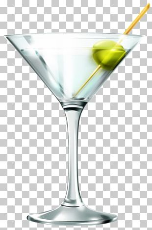 Cocktail Glass Martini Cup PNG