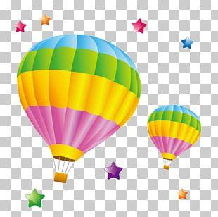 Hot Air Ballooning PNG