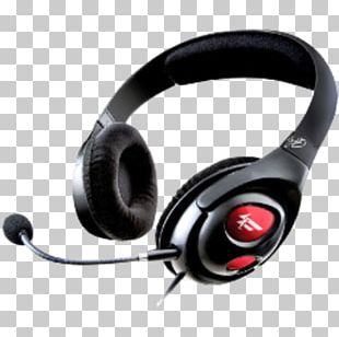 Microphone Headphones Gamer Video Game Creative Technology PNG