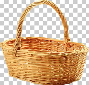 Picnic Baskets Wicker Bamboo PNG