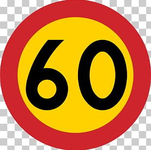 Traffic Sign Speed Limit Kilometer Per Hour Road PNG