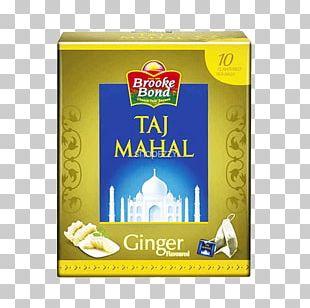 Brooke Bond Taj Mahal Tea House Masala Chai Green Tea Iced Tea PNG