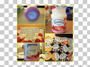 Landliebe Yoghurt Food Additive Strawberries PNG