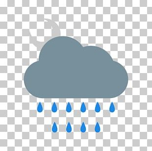 Computer Icons Rain Cloud Weather Forecasting PNG