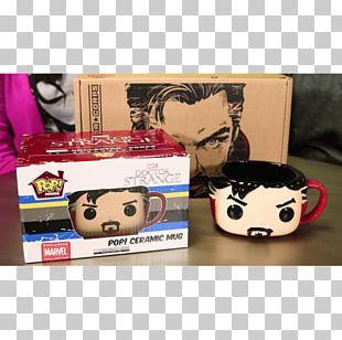 Doctor Strange Stuffed Animals & Cuddly Toys Collector Funko Mug PNG