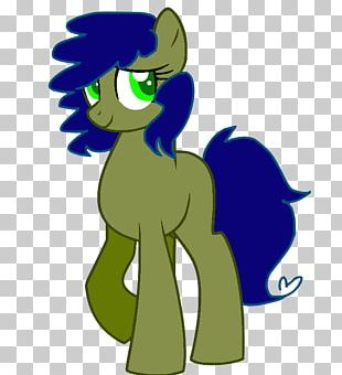 Pony Horse Silhouette PNG