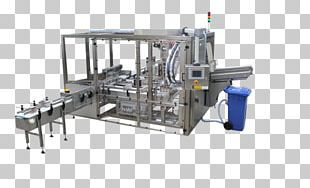 Industry Automation Machine Production Line PNG