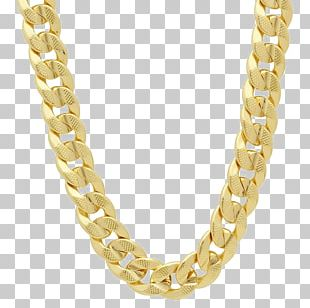 Chain Necklace Cubic Zirconia Gold Jewellery PNG