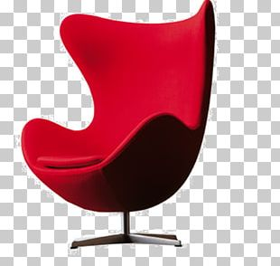 Egg Model 3107 Chair Ant Chair Eames Lounge Chair Swan PNG