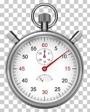 Stopwatch Clock PNG