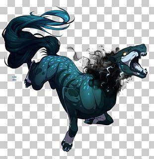 Horse Artist Dullahan PNG
