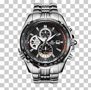 Watch Casio Edifice Chronograph Clock PNG