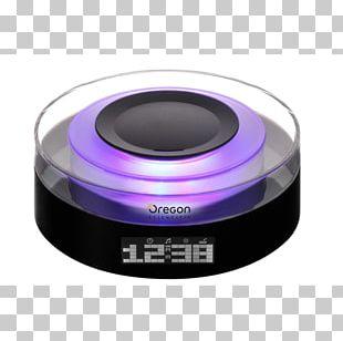 Alarm Clocks Oregon Scientific Diffuser Digital Clock PNG
