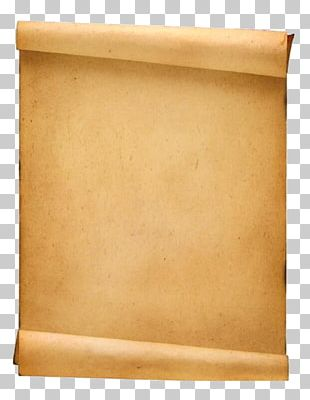 Paper Parchment Scroll PNG