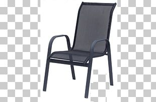Table Wing Chair Garden Furniture Chaise Longue PNG