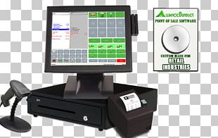 Point Of Sale Sales Retail Software Cash Register PNG