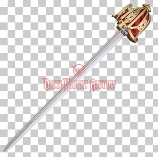 Basket-hilted Sword Scotland Knife Claymore PNG