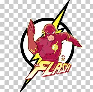 The Flash T-shirt Logo Superhero PNG
