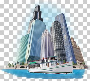 Chicago Architecture Foundation Chicago's First Lady Cruises Building Discover Chicago River Cruise PNG