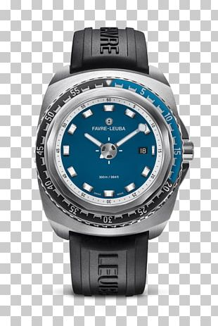 Favre-Leuba Diving Watch Automatic Watch Baselworld PNG