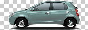 City Car Suzuki Swift Compact Car PNG
