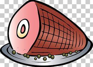 Christmas Ham Baked Ham Turkey Ham PNG