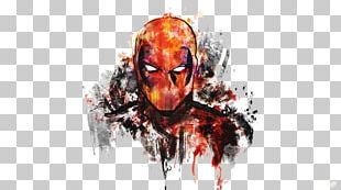 Deadpool Kills The Marvel Universe Domino PNG